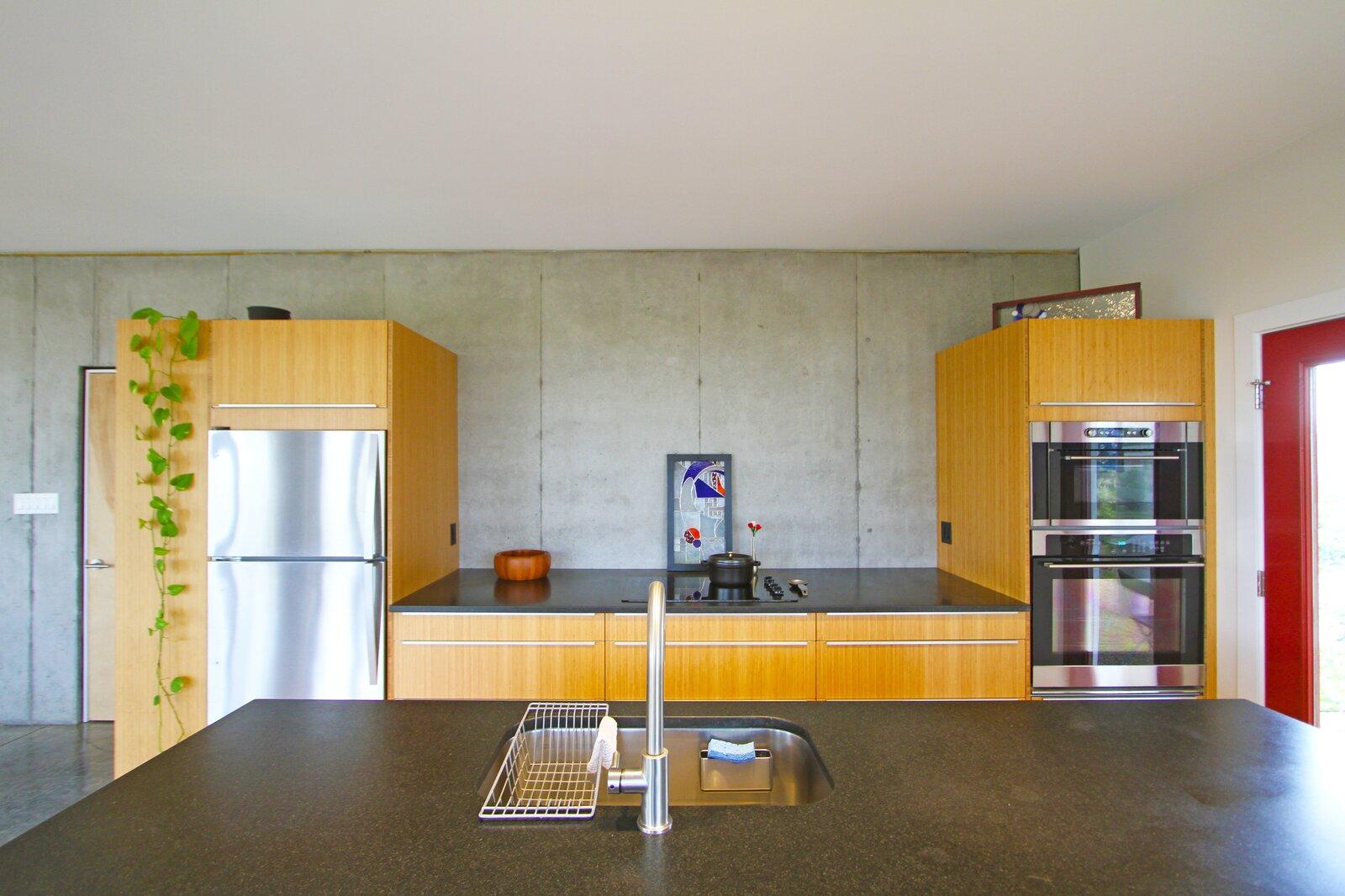 Ha-Smith House kitchen