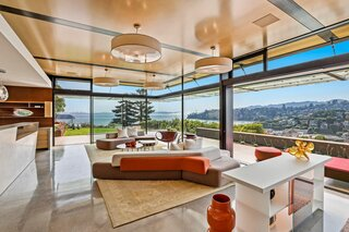 An Expansive Bay Area Aerie Offers Golden Gate Views for a Cool $14M