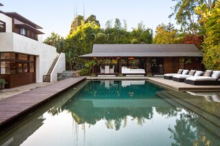 Live Large in Actor Matt Damon's Pacific Palisades Estate for $21M