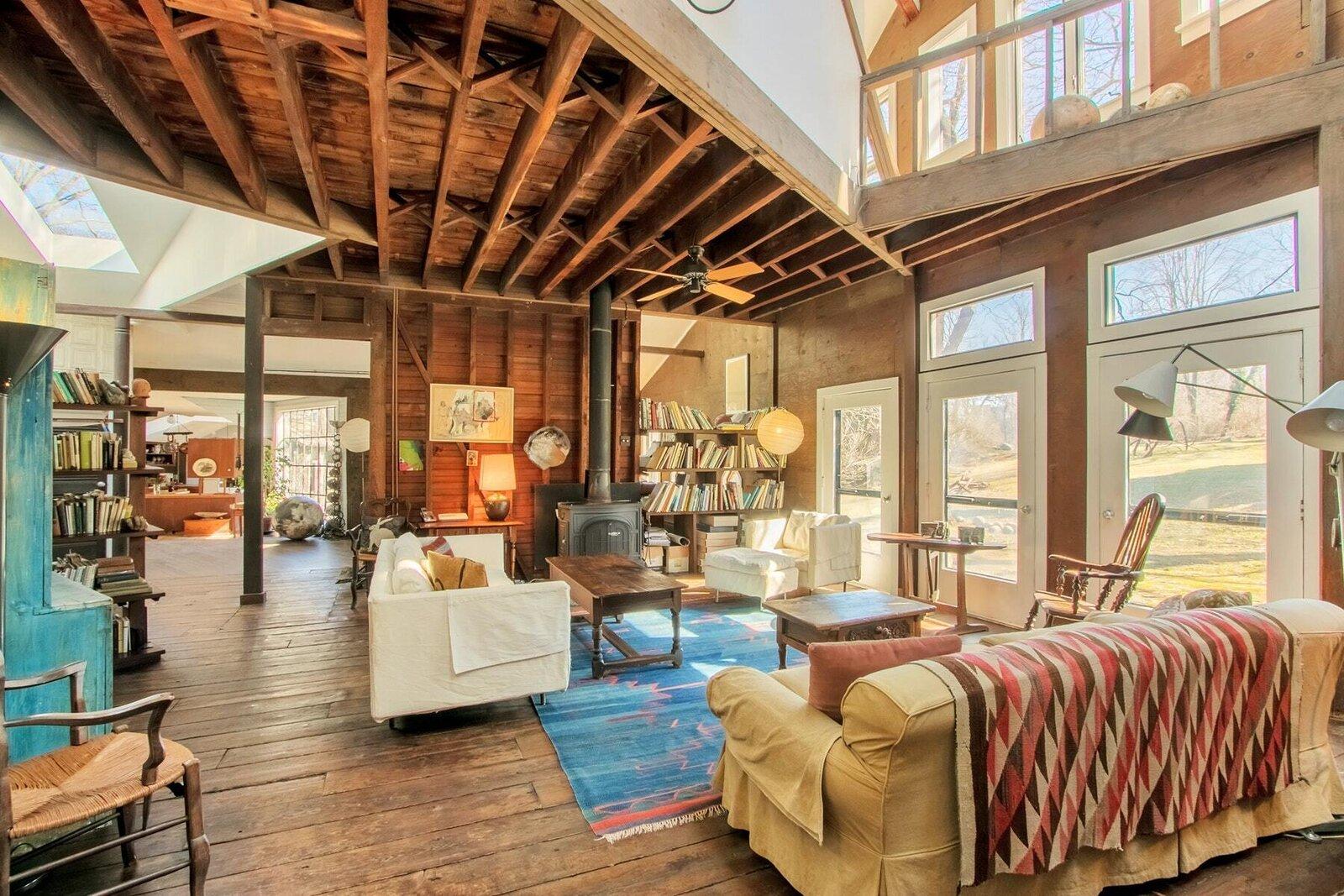 Grace Knowlton Estate living room