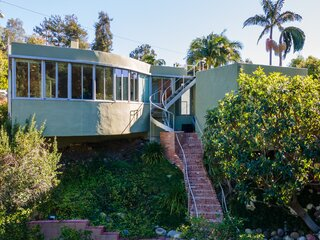 A Rare Neutra-Designed Studio Lists for the First Time at $1.6M