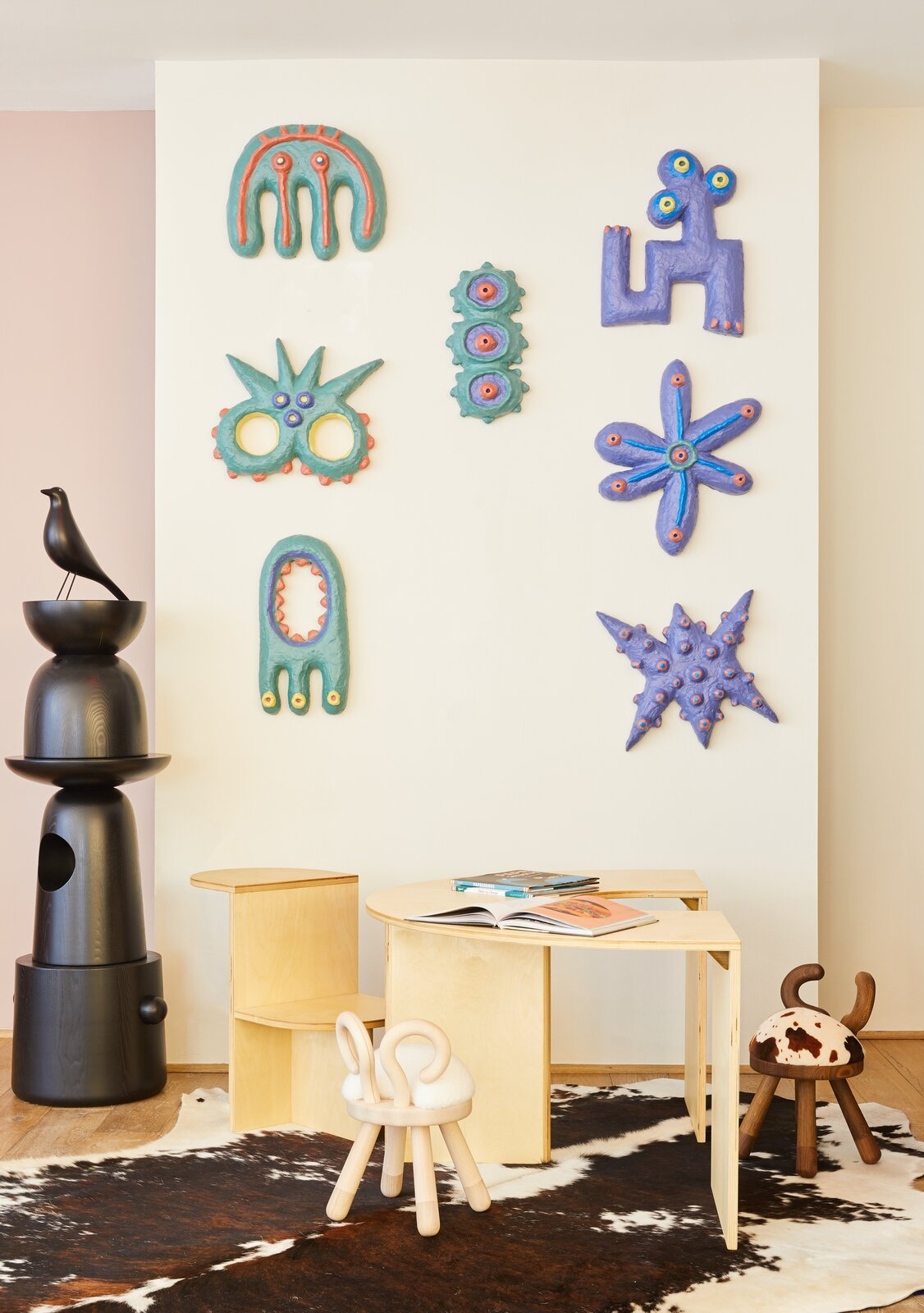 """Kinder MODERN and Design Within Reach collaborated on """"A Playful Home,  Photo 8 of 13 in How to Design a Room That Grows Up With Your Kids"""