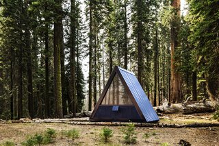 This Tiny A-Frame Cabin Is Available for Less Than $20K