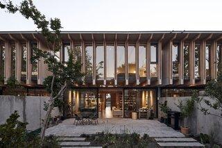 Architect Cristián Izquierdo Builds a Multifamily Complex—and Instant Community—in Santiago