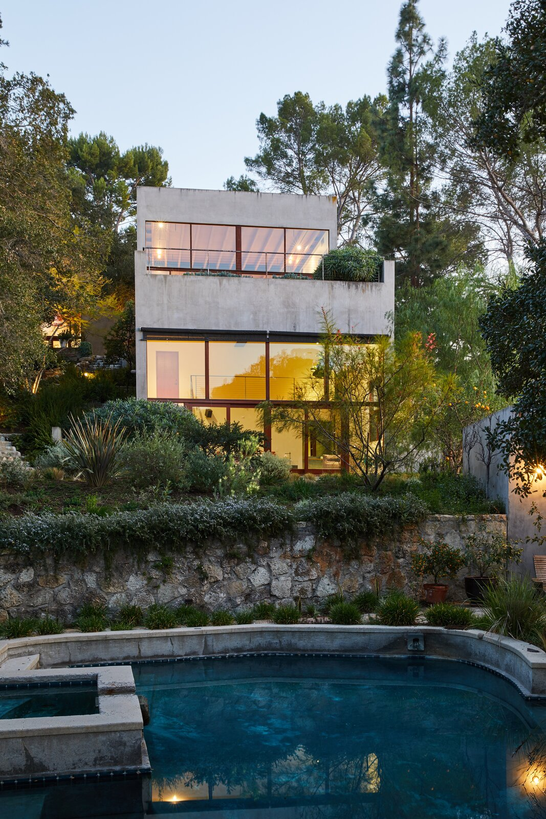 Beverly Hills compound two-acre property