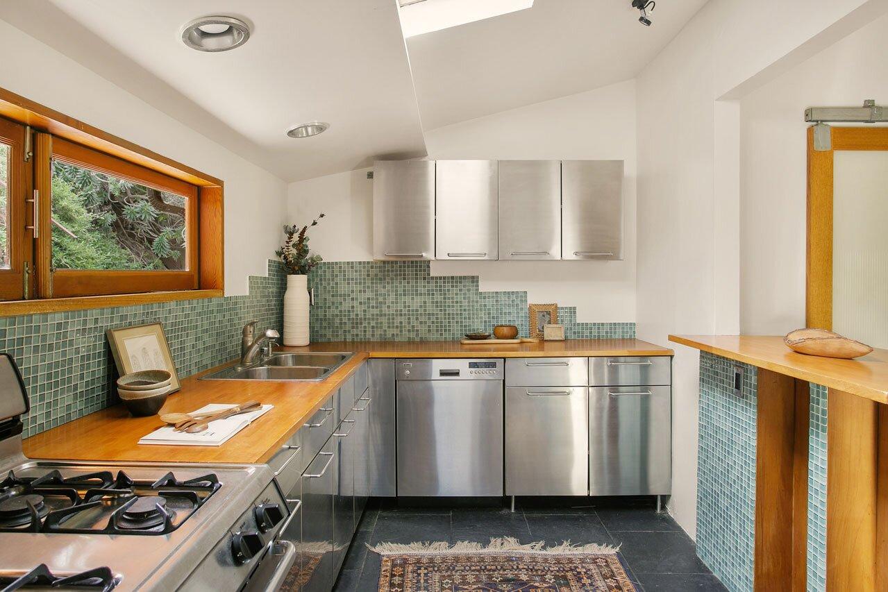 Echo Park real estate kitchen
