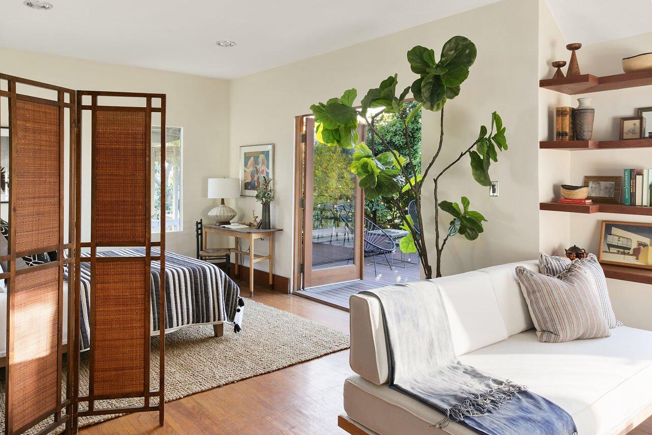 Echo Park real estate bedroom