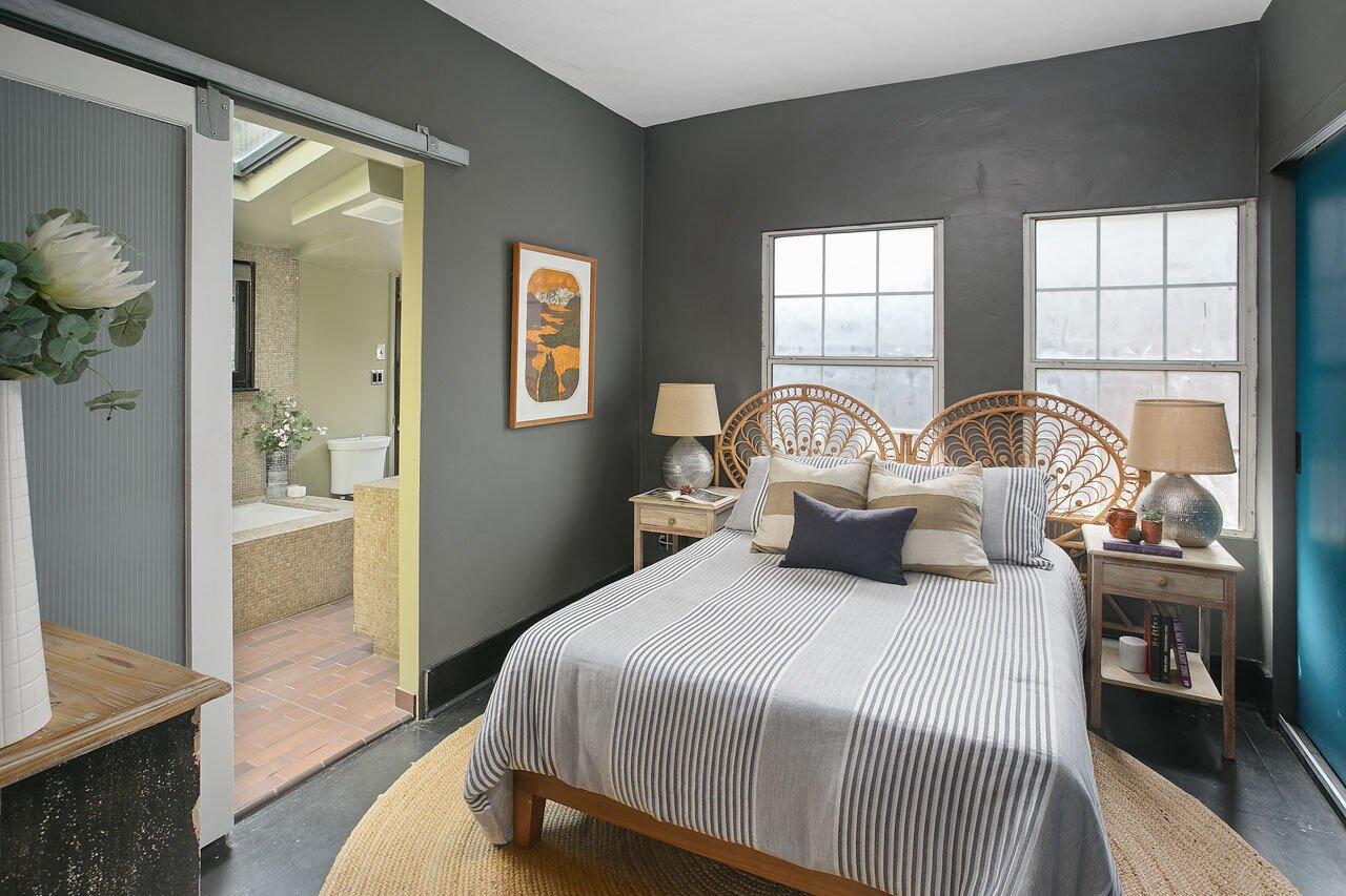 Echo Park real estate main bedroom