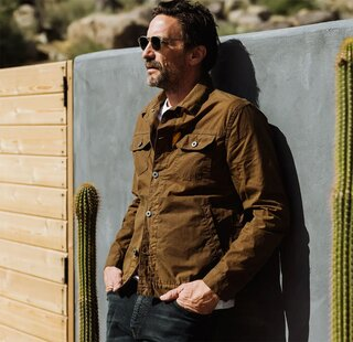 5 of Our Favorite Lightweight Men's Jackets for Spring