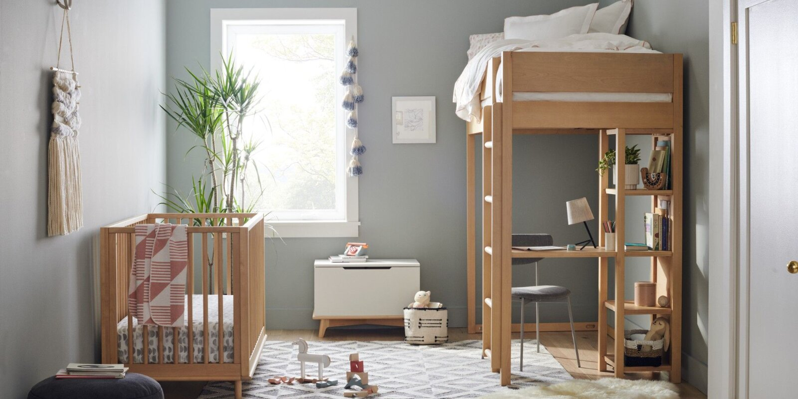Expecting parents can create their baby registry online and organize their wish list.  Photo 4 of 4 in West Elm Just Launched More Than 200 New Pieces of Kids' Furniture