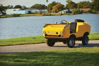 This '60s Microcar by Ferrari Is Tough, Cute, and Classic—and It's Headed to Auction
