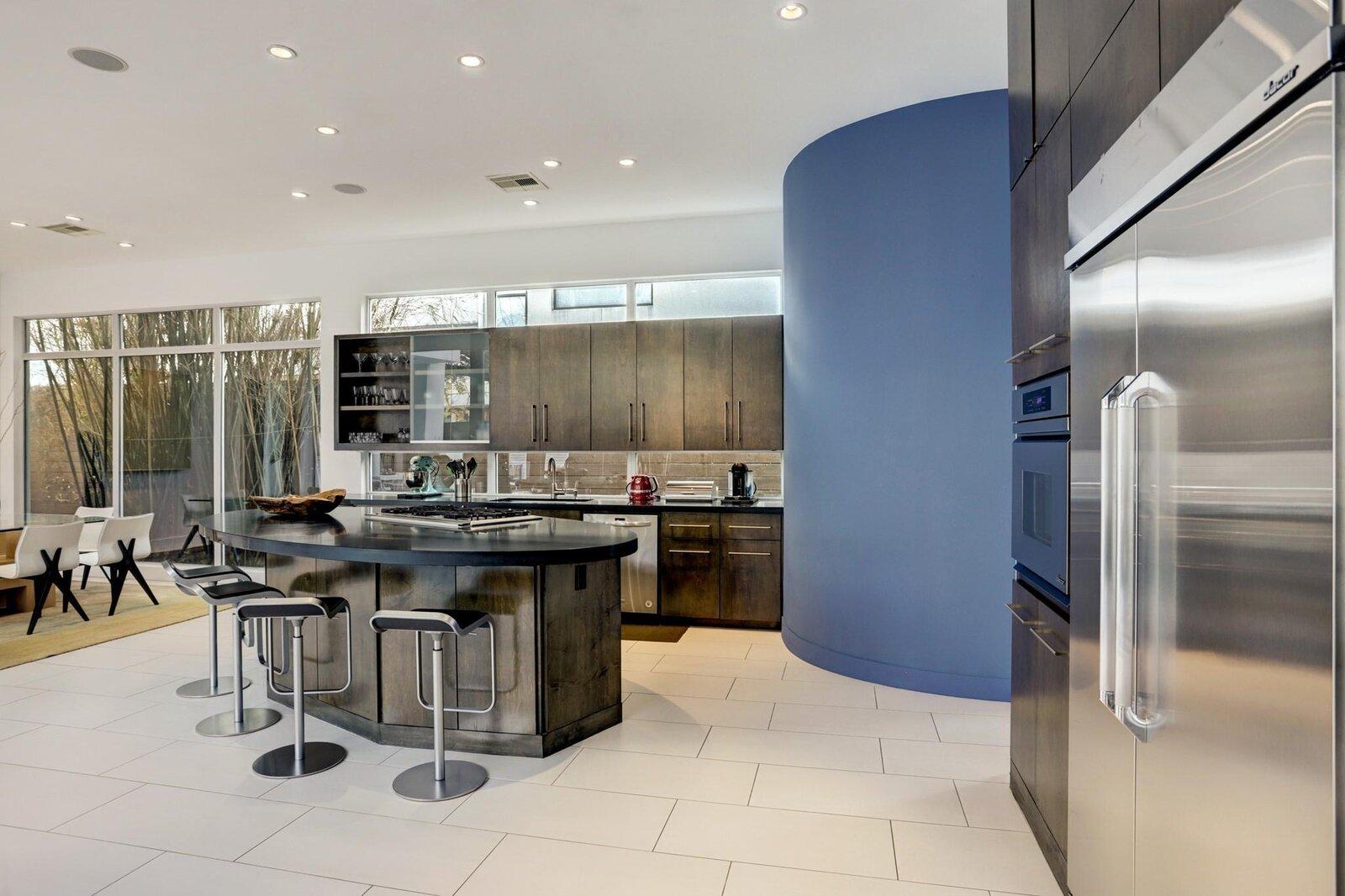 Allen Bianchi Houston home kitchen