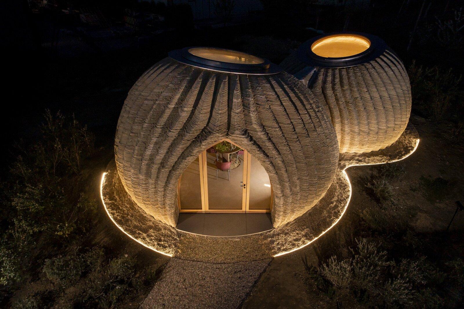 TECLA 3D-printed home Mario Cucinella Architects WASP