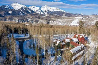 Jerry Seinfeld's 27-Acre Ski Retreat Lists for $15M in Telluride, Colorado