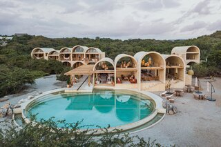 Slow Down Time at This Dreamy New Eco Hotel in Oaxaca, Mexico