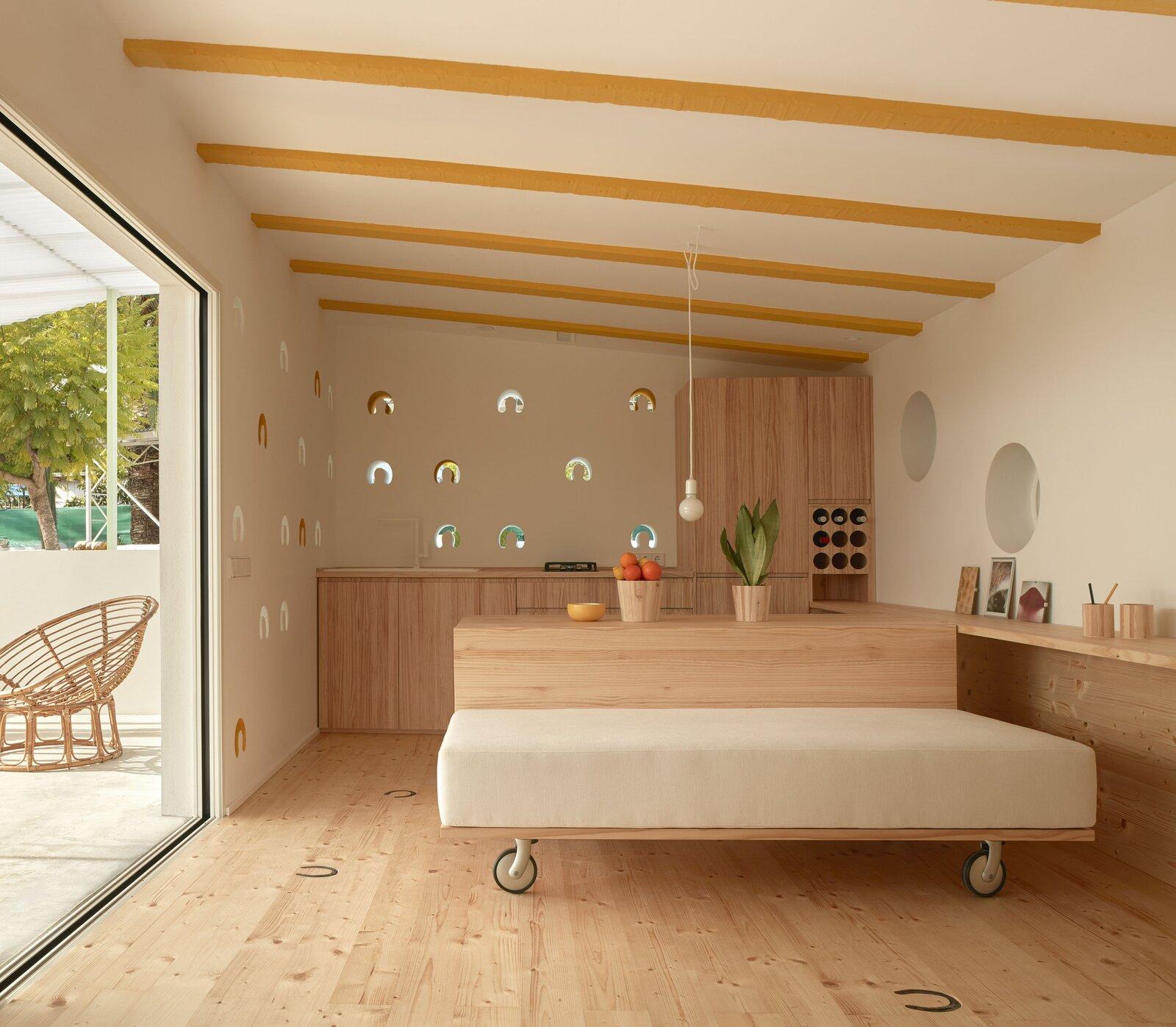 Estudio JI Arquitectos-Stable and Shed Renovation