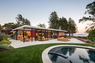 A Meticulously Restored Midcentury Hits the Market in Northern California