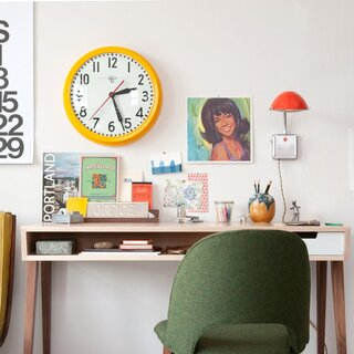 Throwback to Analog With These 14 Charming Wall Clocks