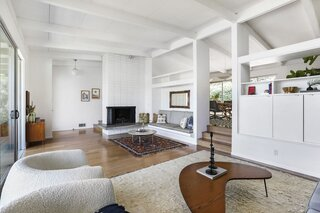 A Bright, Airy Midcentury in L.A.'s Silver Lake Neighborhood Asks $1.9M
