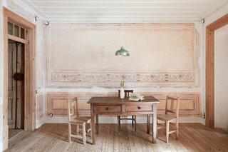 A Fairytale Flat With 18th-Century Frescoes Seeks €440K in Lisbon