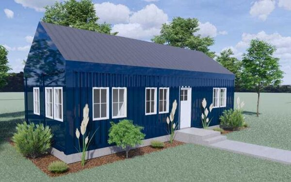 SG Blocks is based in Texas and is committed to sourcing used shipping containers for all their designs, whether residential, commercial, military, or otherwise. Their shipping container homes start at $90,000.
