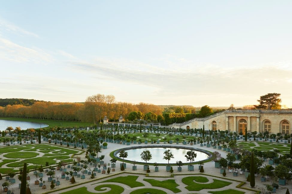 To little surprise, Le Grand Contrôle is expected to become one of the world's greatest hotels.  Photo 11 of 11 in The Palace of Versailles Opens a New Hotel Where Guests Can Live Like Royalty