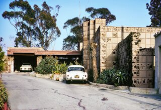 An Iconic Frank Lloyd Wright Home Lists in Los Angeles for $4.3M