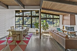A Beautifully Restored Midcentury in the Berkeley Hills Lists for $1.4M