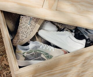 Reebok and Eames Office Are Releasing a Special Sneaker Collection
