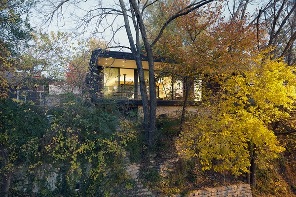 Nature Reigns Supreme at a Verdant Kansas City Home