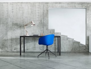 Perfect pop of color: About A Chair - AAC20 designed by Hee Welling for HAY; Photo courtesy of HAY