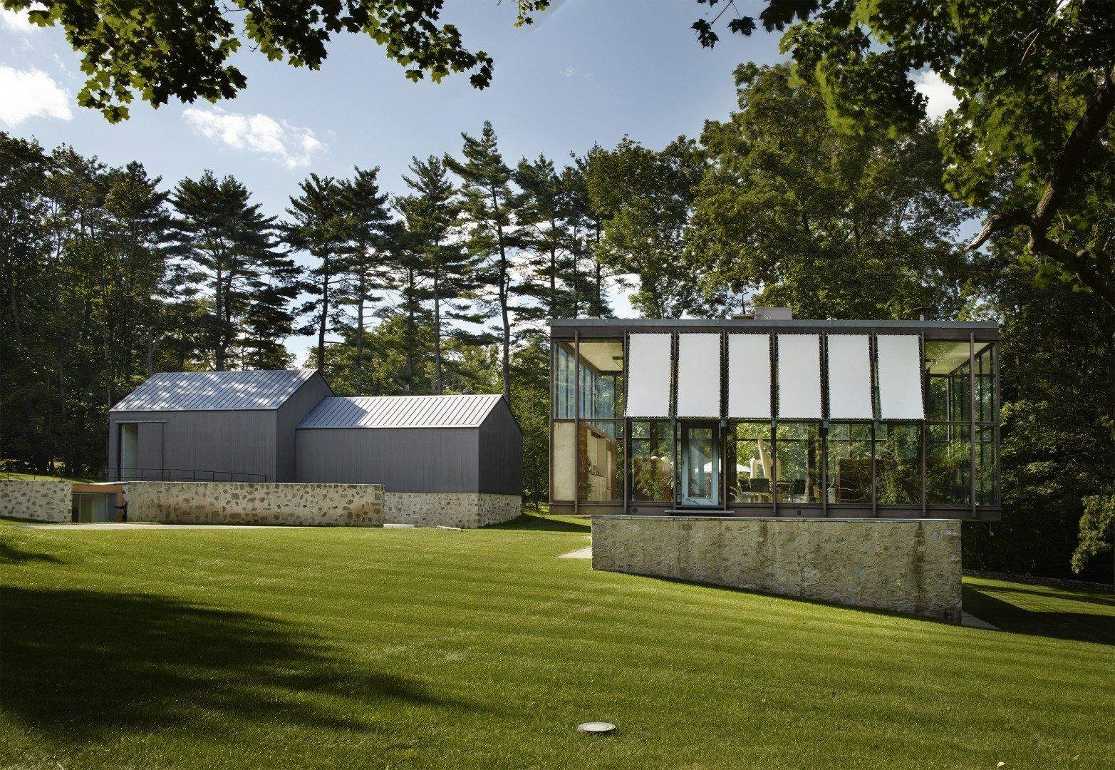 Philip Johnson Architecture Buildings
