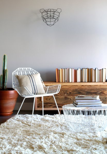 Farmhouse Lounge Chair by Bend. Photo Courtesy of Bend