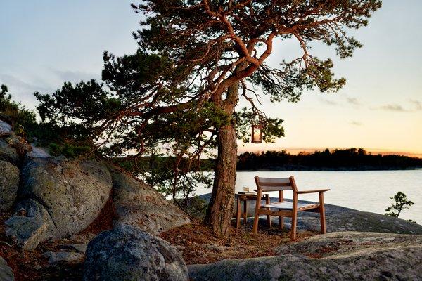 Sensational Skargaarden Djuro Lounge Chair By Lumens Dwell Uwap Interior Chair Design Uwaporg