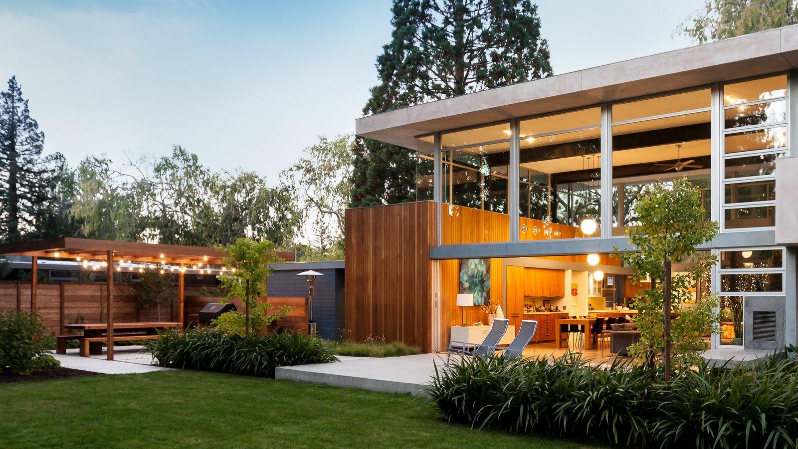 eichler renovation serrao design architecture backyard