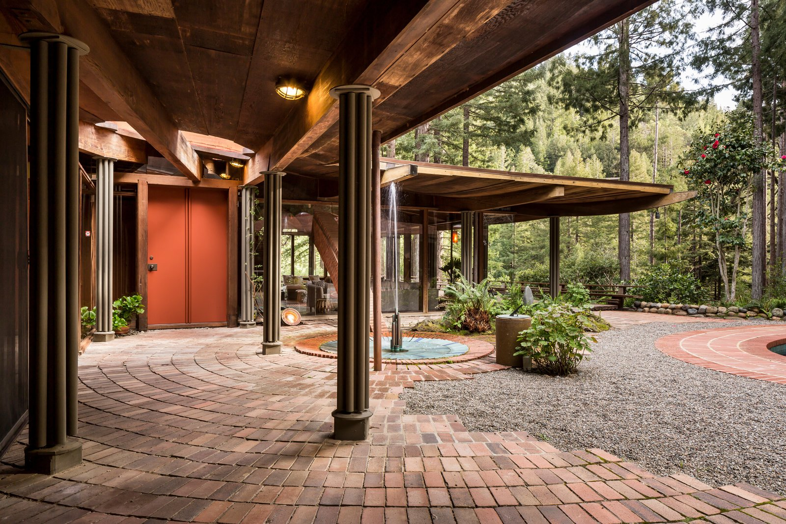 861 Lovell Avenue by Daniel Liebermann- Mid Century House for Sale