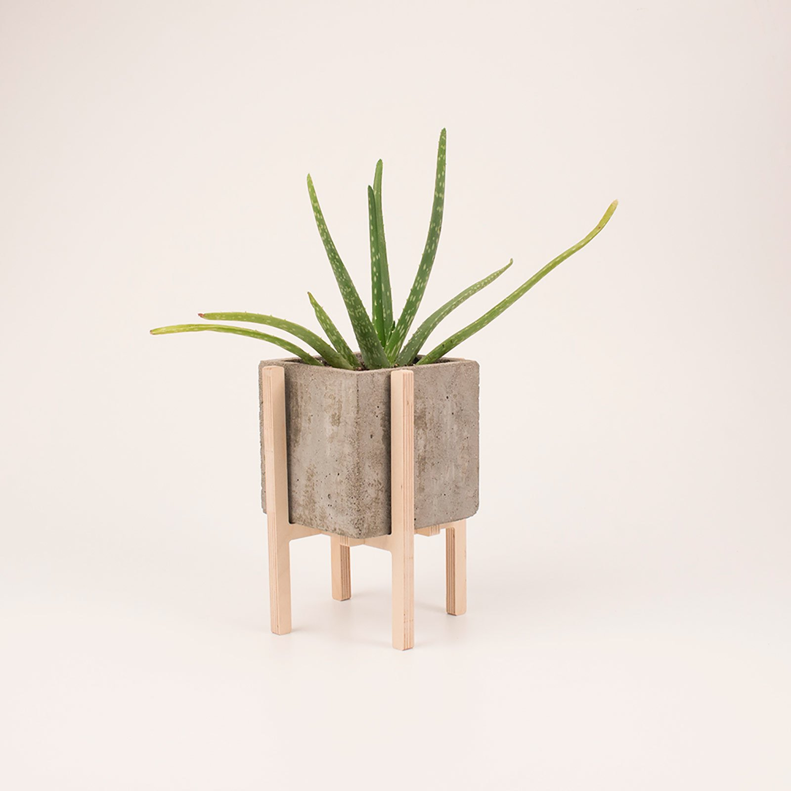 Concrescence concrete planters by Vakodesign   Brutal Beauty
