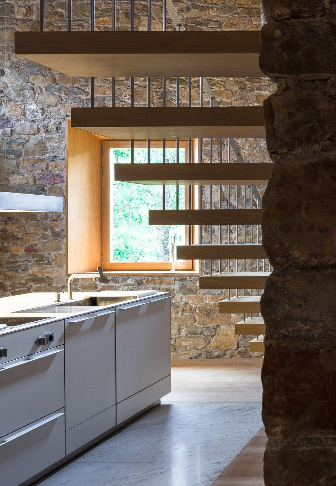 The Can Calau Farmhouse in Catalonia, Spain  Modern Rustic