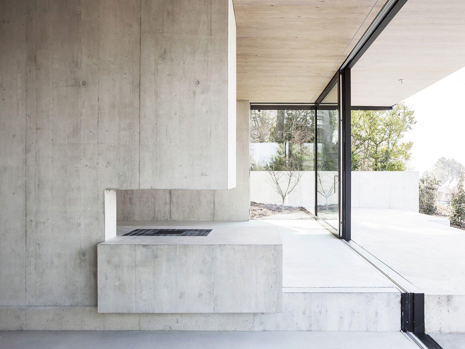 Reuter Raeber Architects  Brutal Beauty