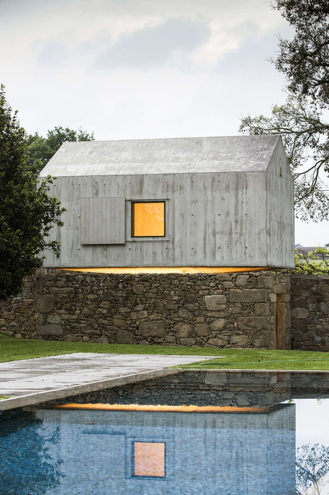 Dovecote  Renovations from Brutal Beauty