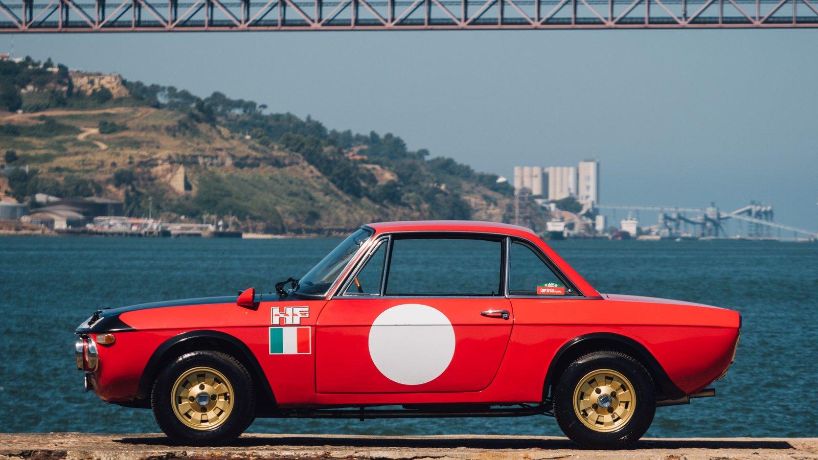 Lancia Fulvia Rally 1.6 HF Fanalone   Cars