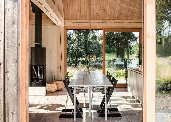 House Åkerudden  Modern Rustic