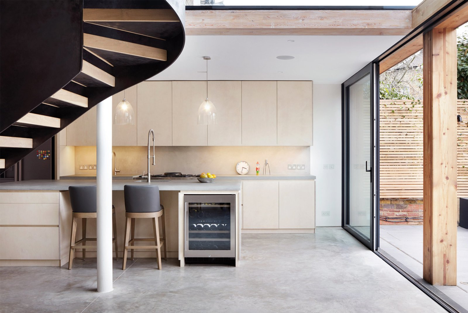 De Beauvoir House By Cousins & Cousins  Kitchen Love