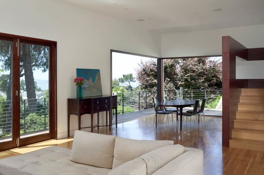 #roomwithaview #glasswalls #windows  San Luis Road Residence
