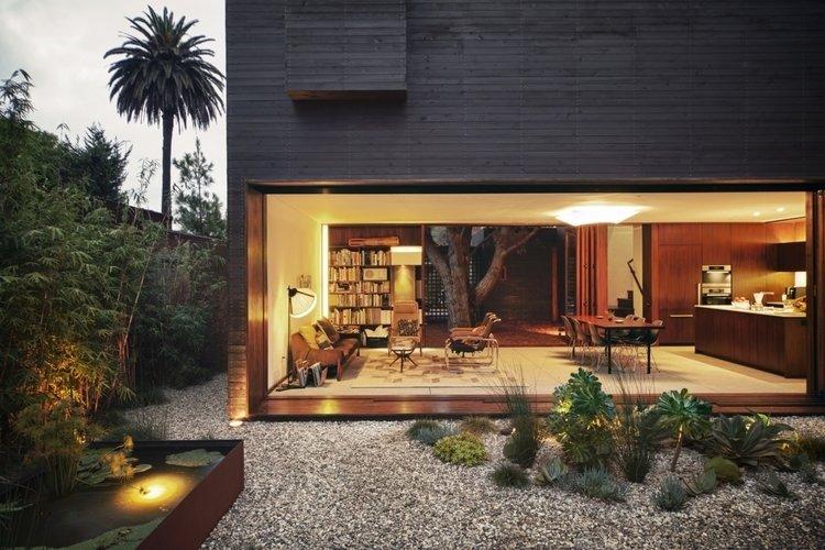 #Sebastian Mariscal #landscape #exterior #interior #livingroom   Venice House