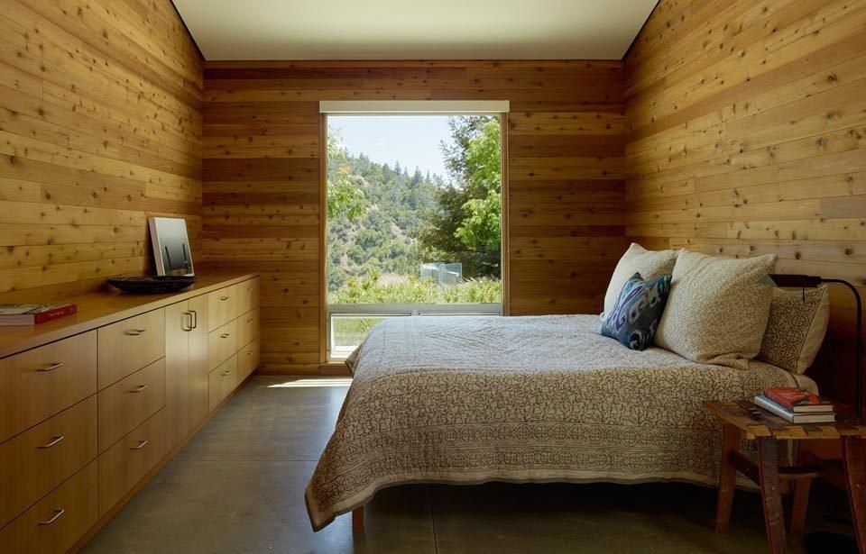 #TurnbullGriffinHaesloop #inside #interior #bedroom #window #light  Cloverdale Residence