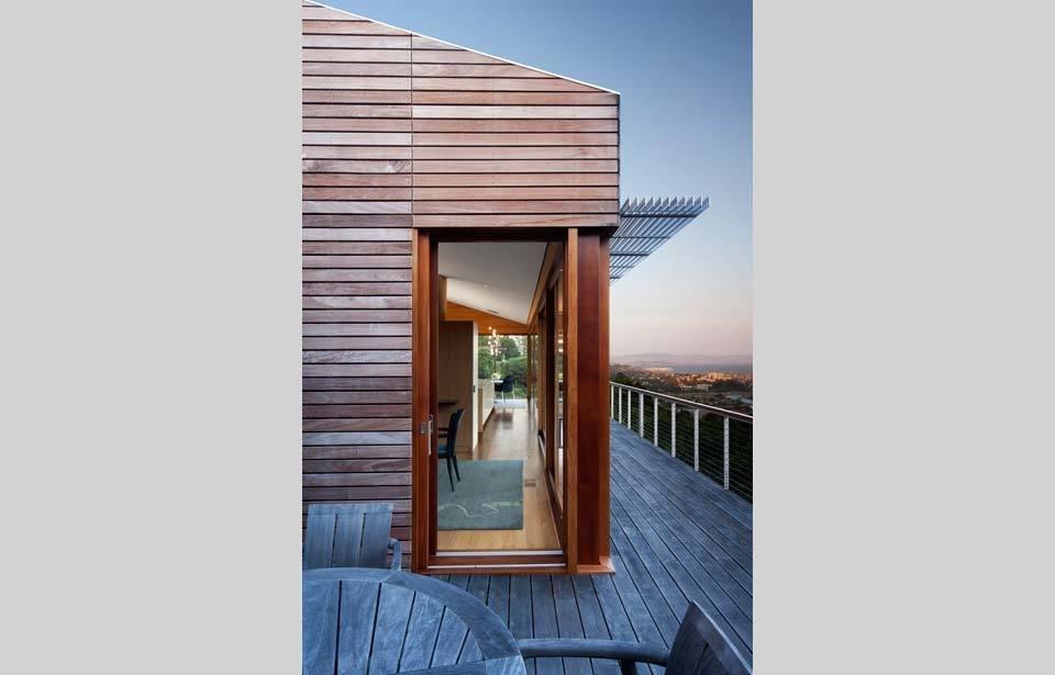 #TurnbullGriffinHaesloop #outdoor #outside #exterior #landscape #window  Kentfield Residence