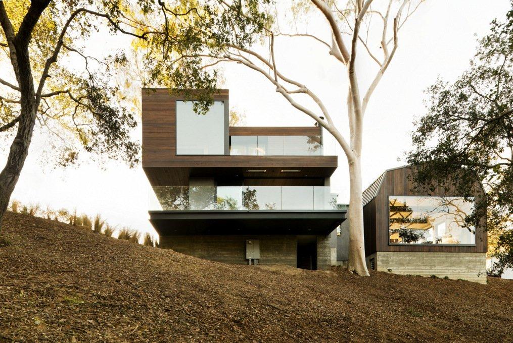 #WalkerWorkshop #exterior #outdoor #outside #landscape   Oak Pass Guest House
