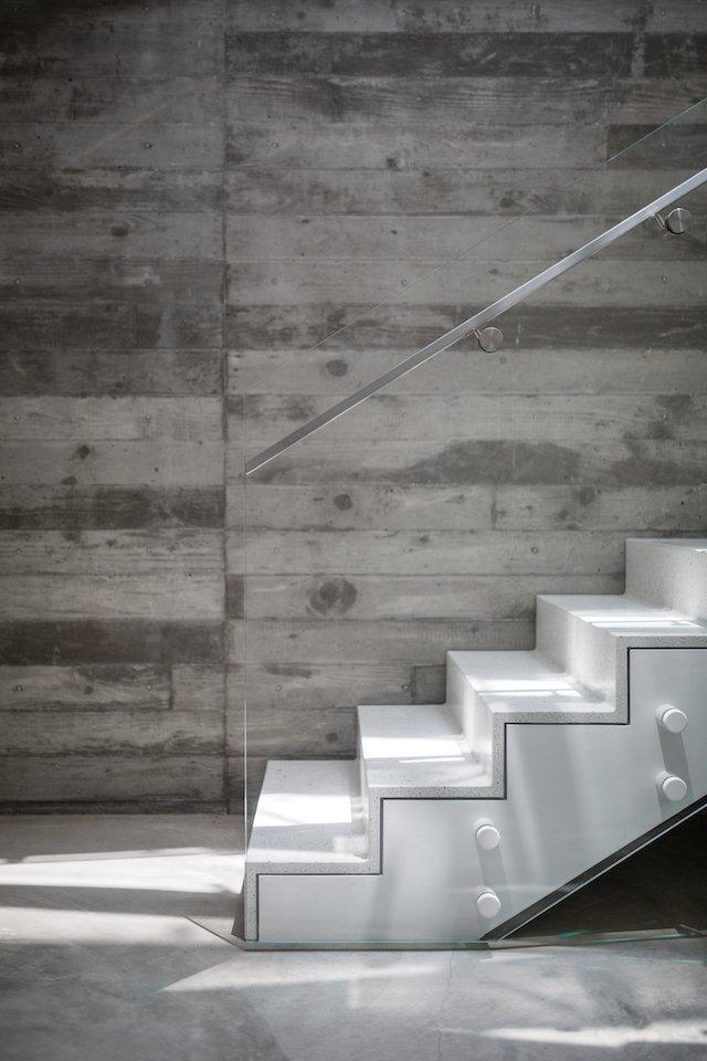 #danbrunn #zigzag #residence #beachfront #venice #california #stairs #interior  Zig Zag Residence by DBArchitecture