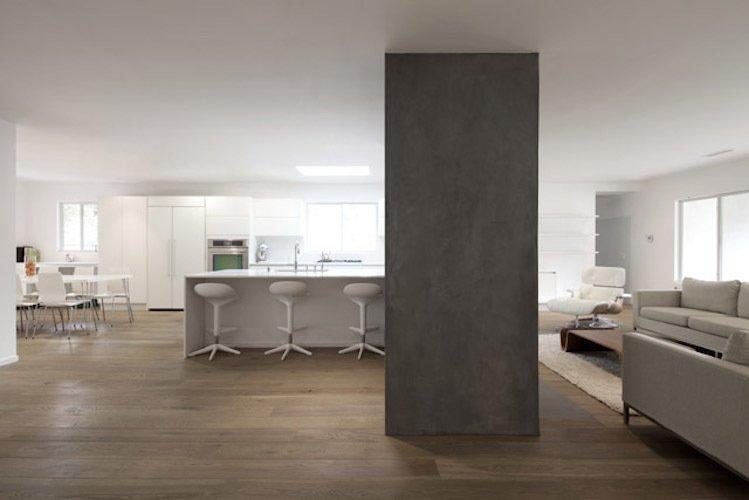 #danbrunn #hayvenhurst #residence #remodel #losangeles #california #kitchen #livingroom #woodfloors #interior  Hayvenhurst Remodel